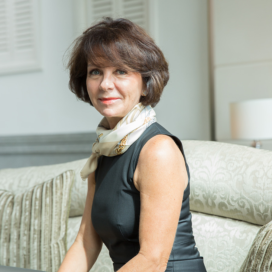Cecile Hofer - Managing Partner and Founder Member
