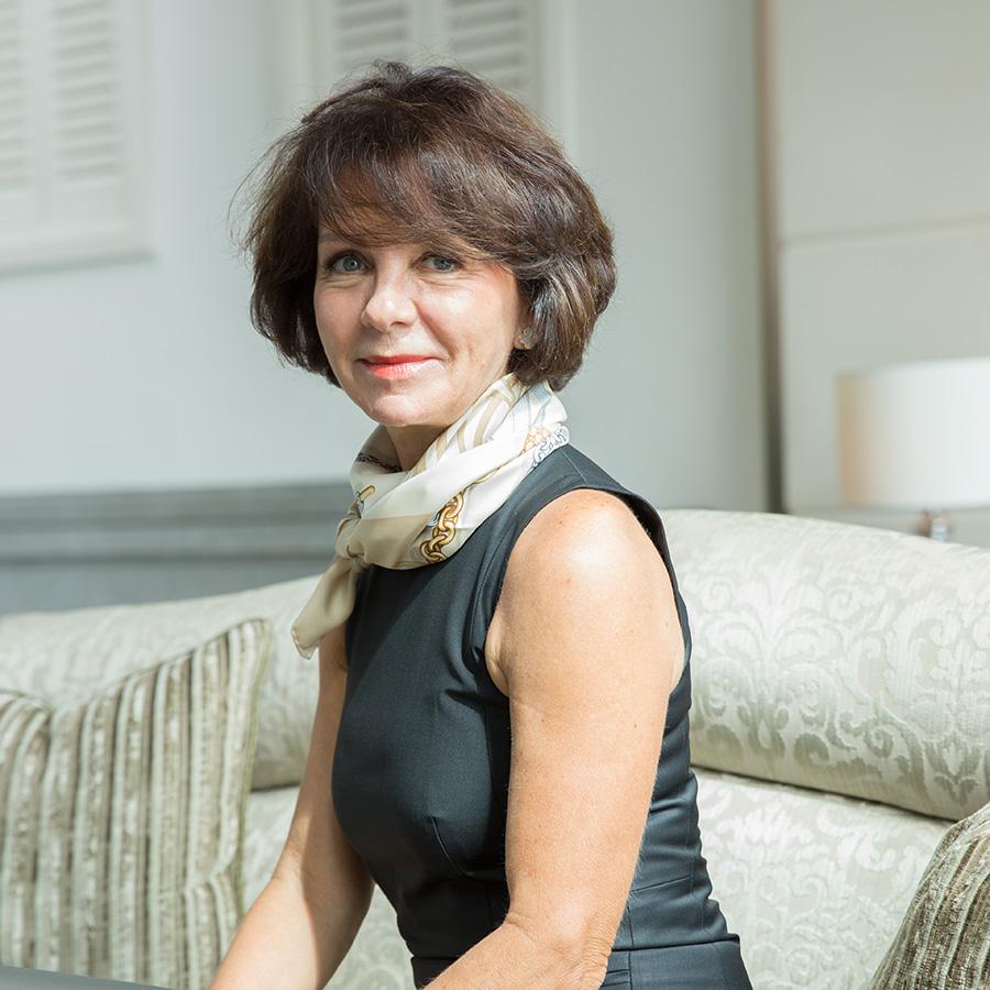 Cecile Hofer - Managing Partner and Founder Member