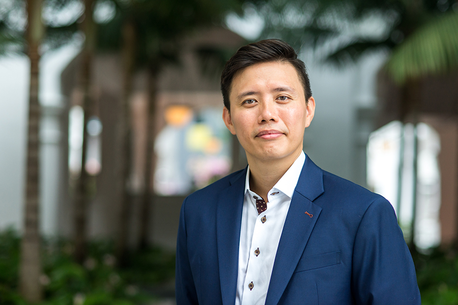Jenson Fong - Project Manager